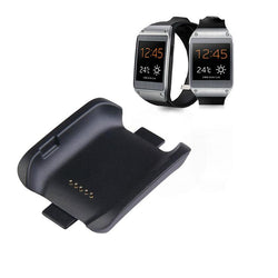 Smart Bracelet Charging Dock portable Charger cradle + USB Charging Cable for Samsung Galaxy Gear Fit SM-V700 Smart Watch