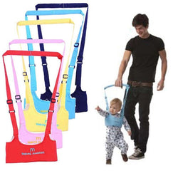 Children Baby Care Walker Learning Walking Assistant Trainer Gear Safety Harness Belt