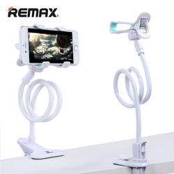 360 Rotation Flexible Long Arm Mobile Phone Stand Lazy People Bed Desktop Table Mount Holder for iPhone for Samsung LG Sony - DealsBlast.com