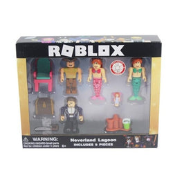 7 Sets Roblox Figure jugetes 2018 7cm PVC Game Figuras Roblox Boys Toys for roblox-game