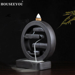 Incense Ceramic Backflow Incense Burner