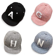 Spring Summer Baby Letter Cap Baby Kids Boy Adjustable Baseball Caps Boys Girl Hats Children Snapback Hip-Hop Sun Hat