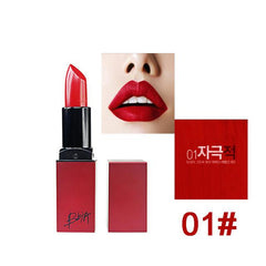 Lipstick Velvet Matte Lip Stick Brand Batom Rouge Waterproof Long-lasting Korean Lip Makeup Cosmetics Set