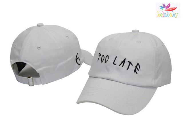Dad Hat Women Cap Hat Men Drake 6 God Pray Cap Female Male Baseball Cap Black Snapback Street Hip Hop - Deals Blast