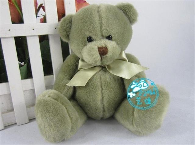 15 cm teddy bear plush toy for kids - DealsBlast.com