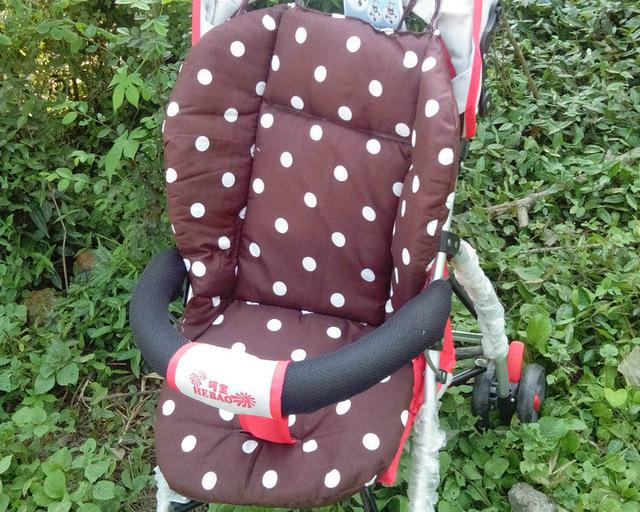 Infant Colorful Stroller Seat Cushion - DealsBlast.com