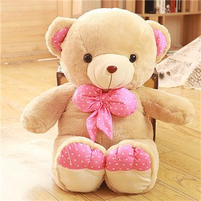 60cm Teddy Bear Plush Pillow Toys for Children Birthday Gift - DealsBlast.com