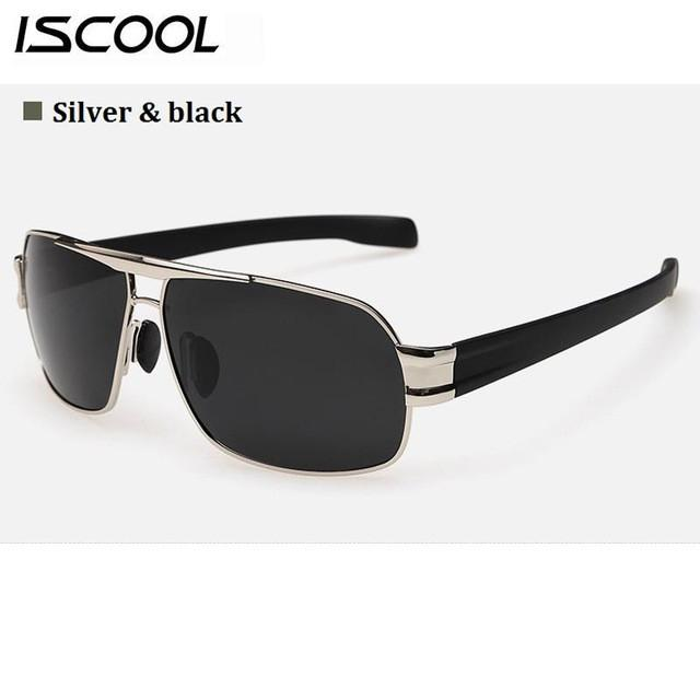 Polaroid Sunglasses Men Polarized Driving Sun Glasses Mens Sunglasses Brand Designer Fashion Oculos Male Sunglasses - Deals Blast