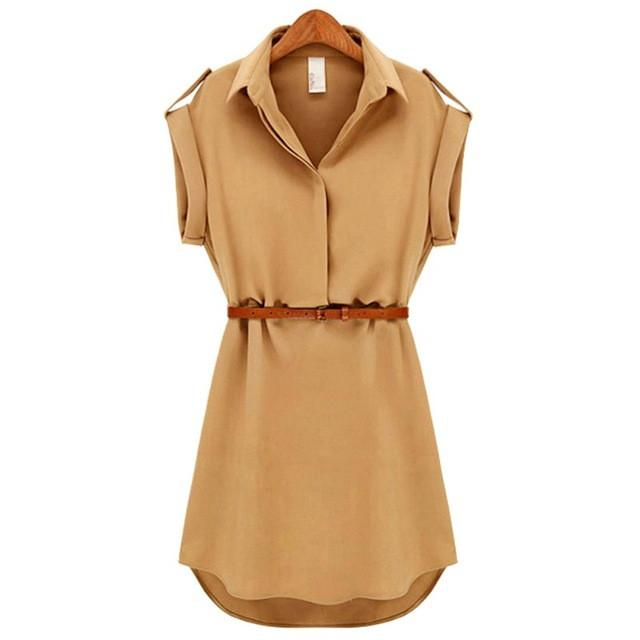 New Fashion Women Sexy Plus Size Summer Dresses Evening Party Beach Mini Dress S-XXL New - DealsBlast.com