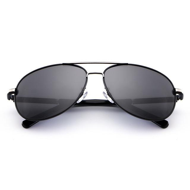 Designer Aluminum Magnesium Polarized Sun Glasses Driving Male Fashion Oculos men sunglasses - DealsBlast.com