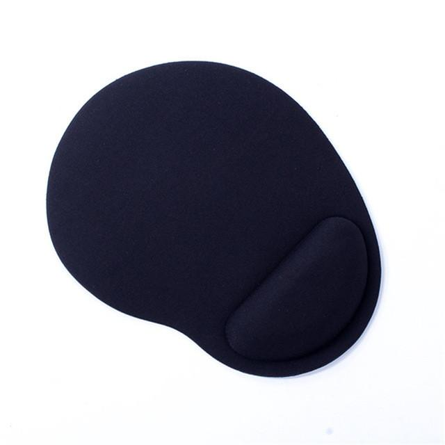 Wrist Protect Optical Trackball PC Thicken Mouse Pad Support Wrist Comfort Mouse Pad Mat Mice for Game 2 Colors