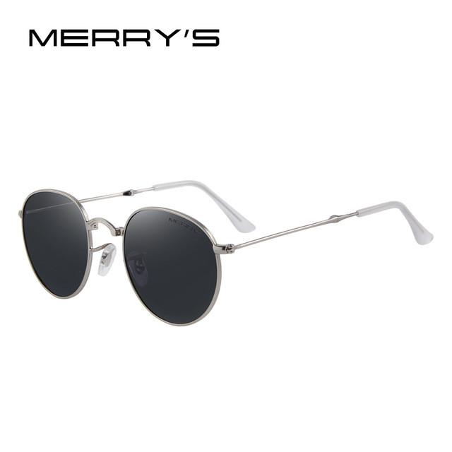 Retro Women Folded Sunglasses Men Classic Polarized Oval Sunglasses - DealsBlast.com