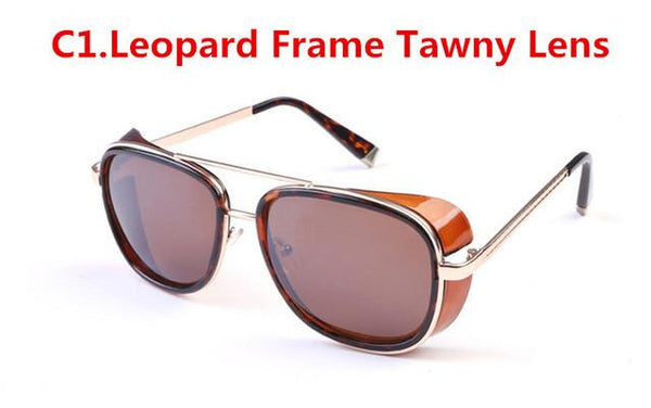 Sunglasses Women Vintage Brand Mirror Sun glasses men Sunglasses Oculos UV
