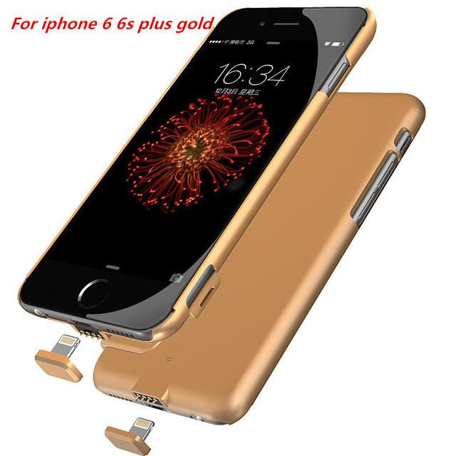 Ultra thin Battery Charge Case For iPhone 6 6S/ 6 6s Plus 5.5 Battery Case Smart For Apple Iphone 6s Power Case Bank - DealsBlast.com