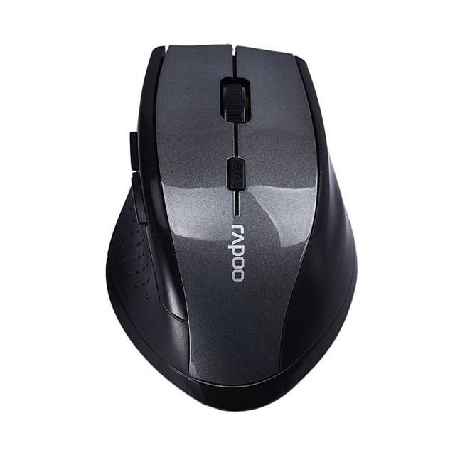 For PC Laptop Wireless Mouse Gaming Mice Adjustable 3200DPI USB Receiver Optical Mouse Sem Fio Mini Portable Play Computer Games