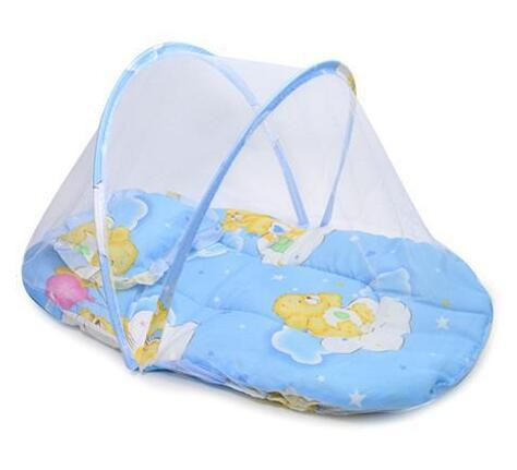 Foldable Baby Bed - DealsBlast.com
