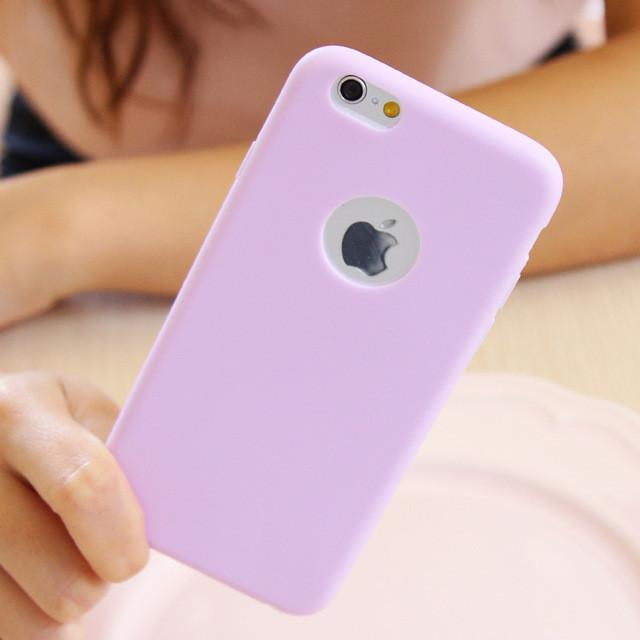 Matte Case Cover for iPhone 7 6 6S - DealsBlast.com