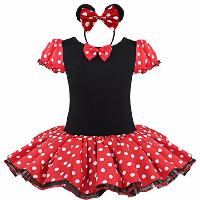 Summer Kids Dress Fancy Costume Ballet Tutu Dress+Ear Headband - DealsBlast.com