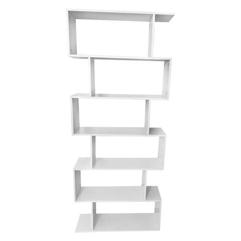 6 Level Book Rack Cube Storage - DealsBlast.com