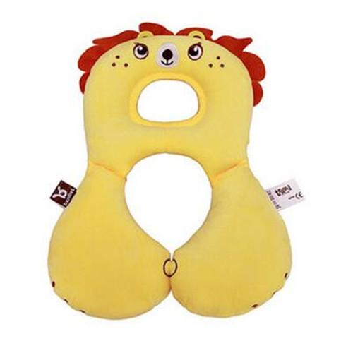 Baby U-Pillow Headrest & Neck Protection - DealsBlast.com