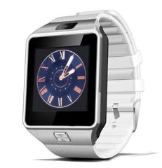 Wearable Devices DZ09 bluetooth smart watch for android phone men women sport  multi languages