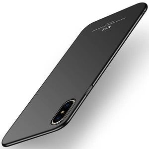 Ultra Thin Back Phone Cover for Apple iPhone X Cases 5.8 inch