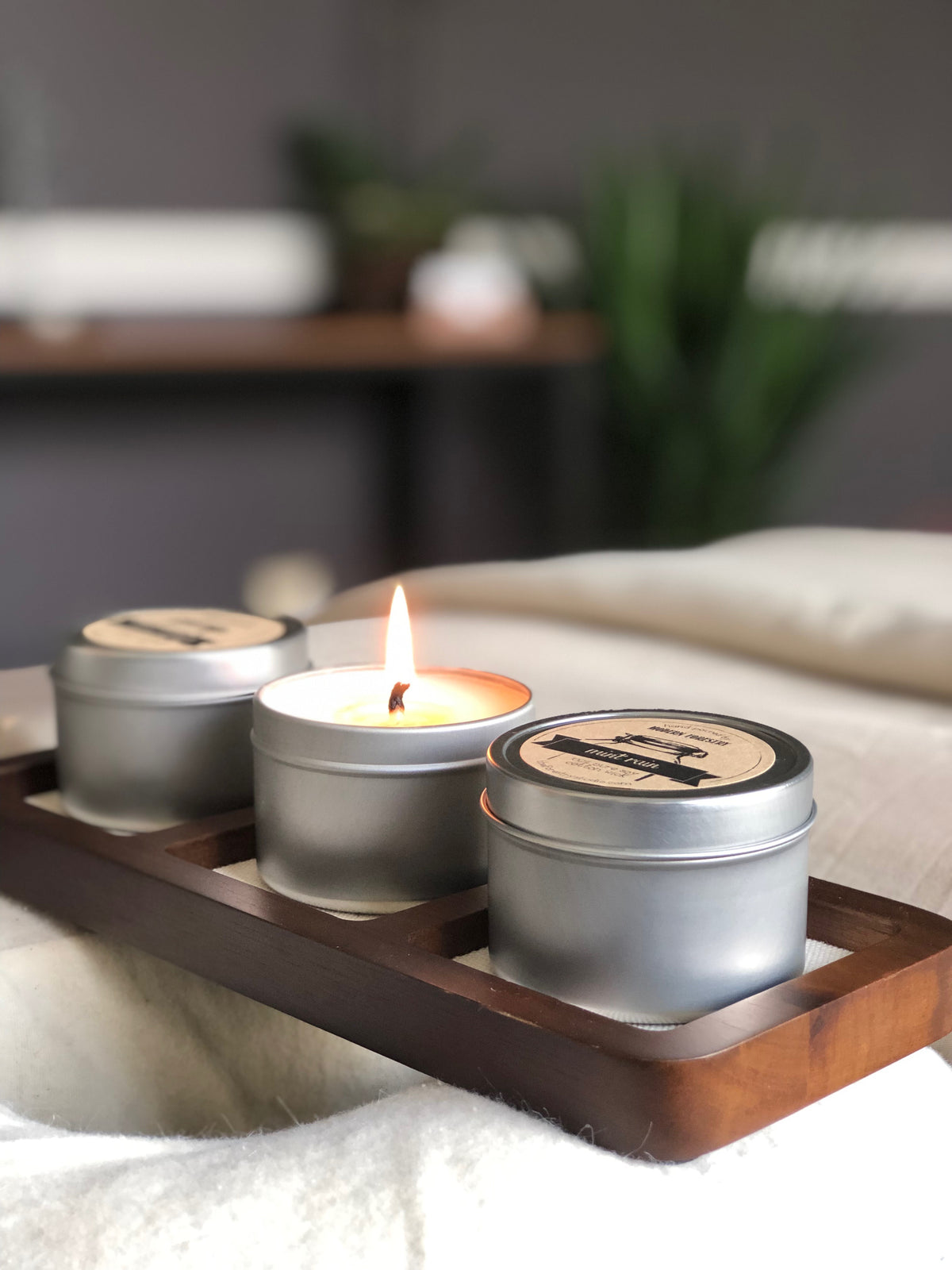 Spa Candle: Serenity