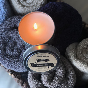 Spa Candle: Rejuvenate