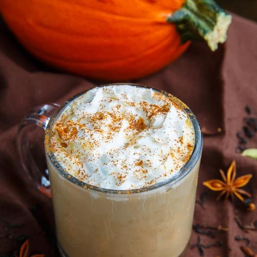 Pumpkin Chai (New Version!)