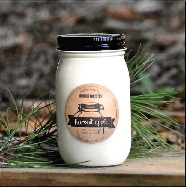 Wholesale Harvest Apple Soy Candle