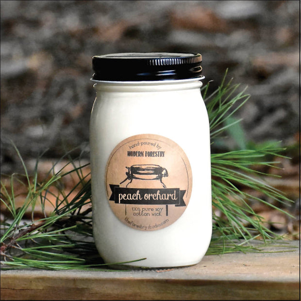 Peach Orchard Soy Candle