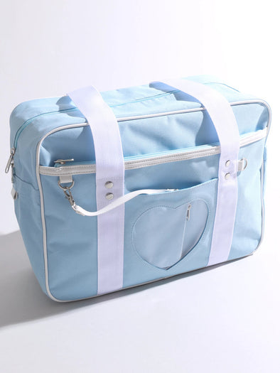 JK School Ita Bag in Sky Blue