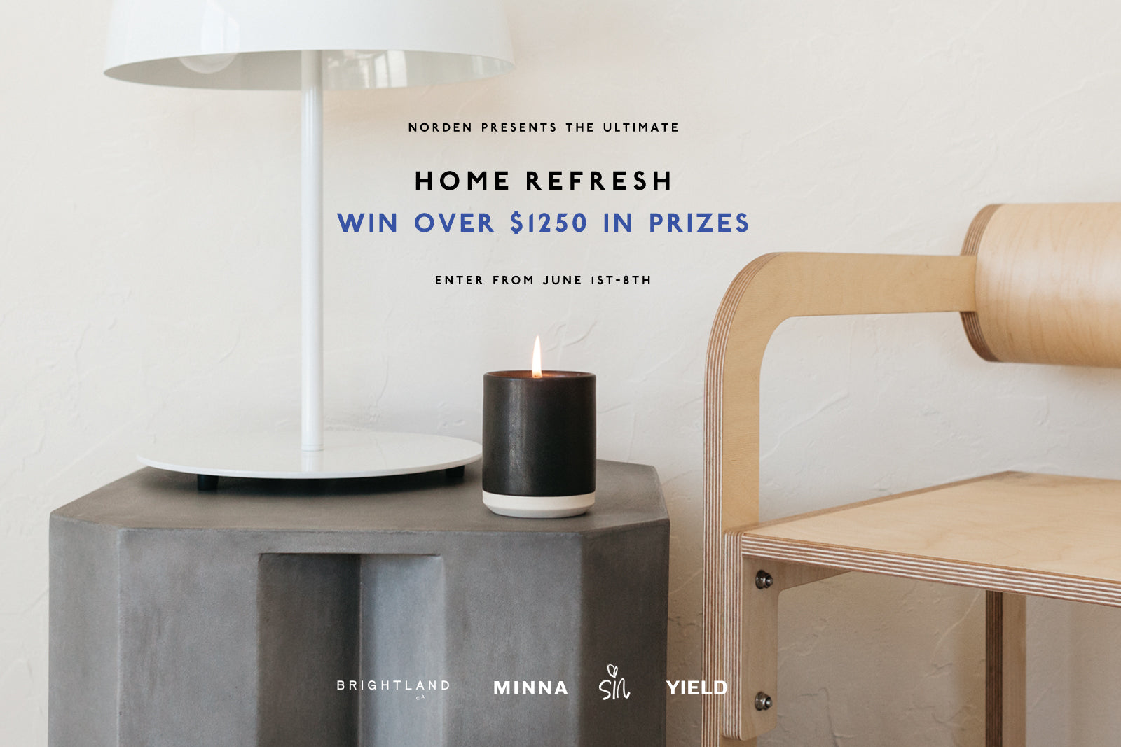 The Norden Spring Home Goods Giveaway