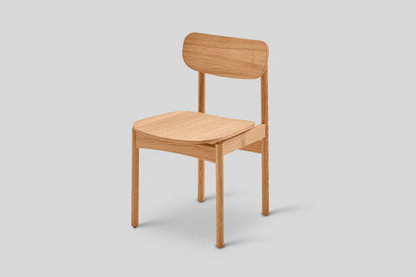 Skagerak Vester Chair (Oiled Oak)