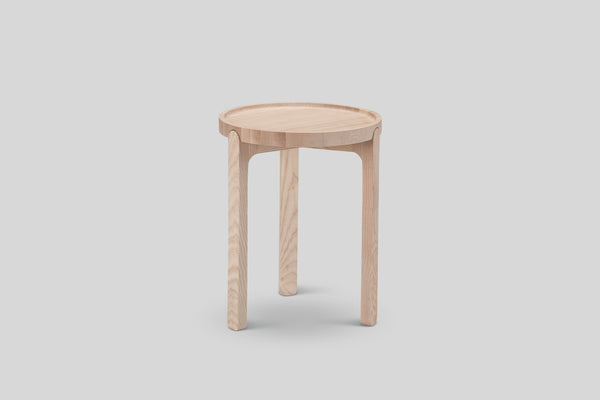 Skagerak Indskud Tray Table (Oak, Ø34)