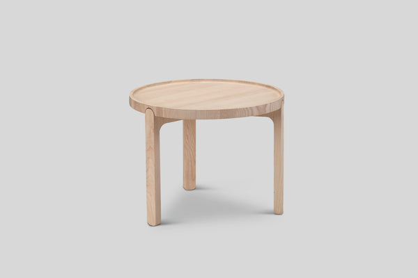 Skagerak Indskud Tray Table (Oak, Ø48)