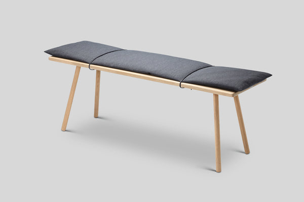 Skagerak Georg Bench (Oak)