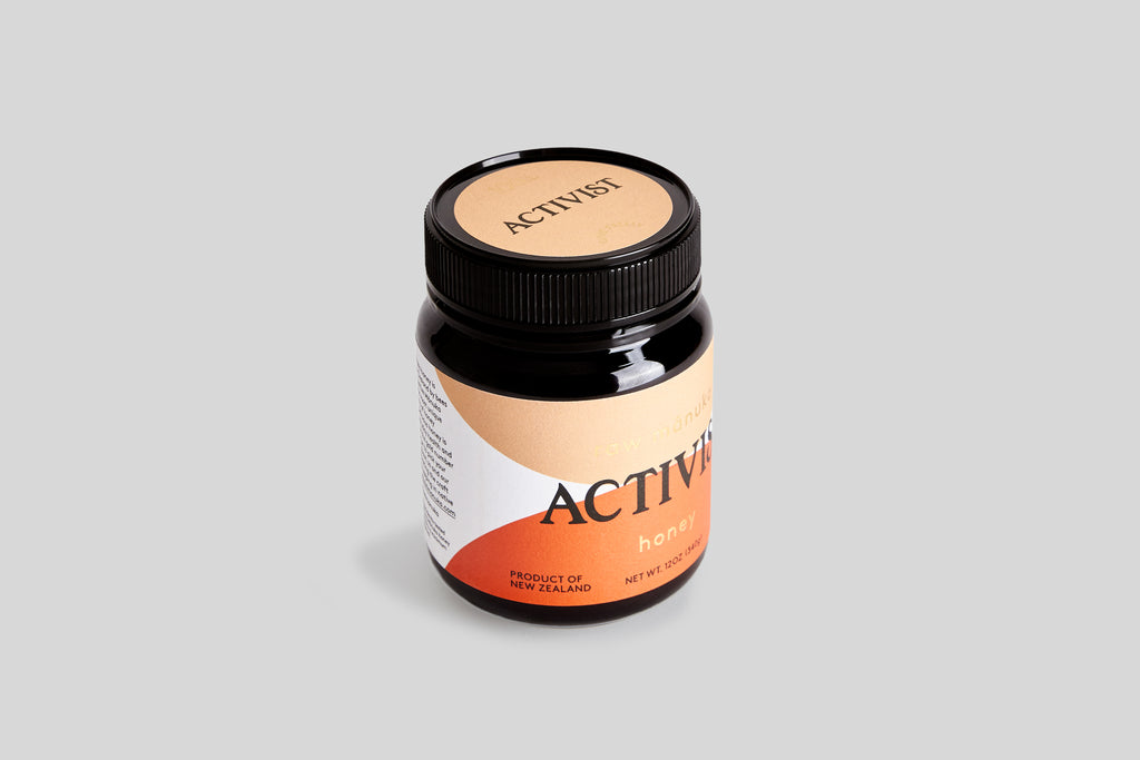 Activist 100+ MGO Culinary Honey