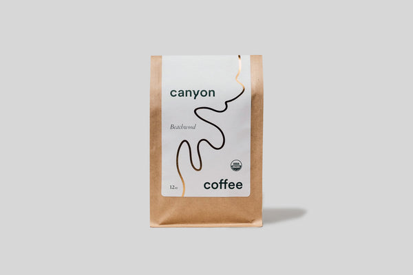Canyon Coffee  12 oz. (Beachwood)