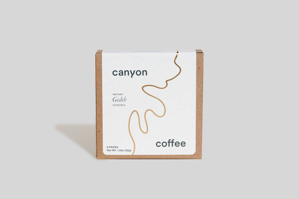 Canyon Instant Coffee (Celinga)