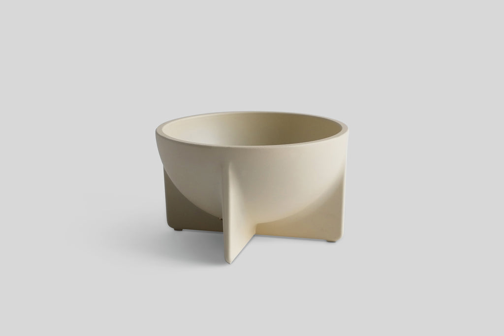 FS Objects Standing Bowl Cream (Small)
