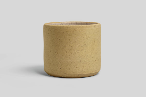 "Norden 7"" Planter (Raw Speckle)"