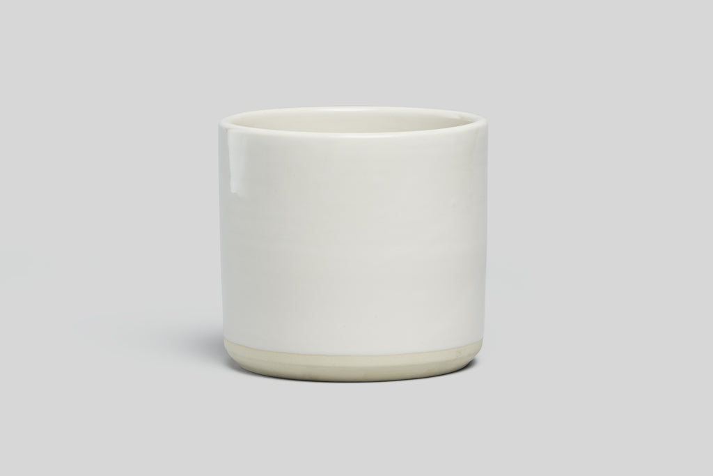 "Norden 7"" Planter Factory Second (White/Raw)"