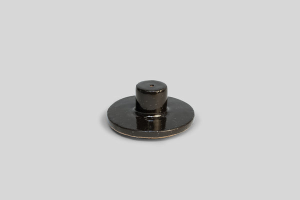 Norden Incense Burner (Black Ceramic)
