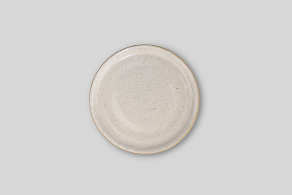 "Norden 8"" Salad Plate (White Solid)"