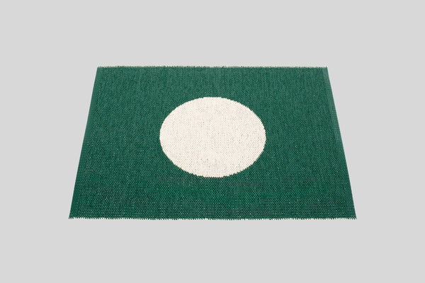 Pappelina Vera Rug (Forest Green)