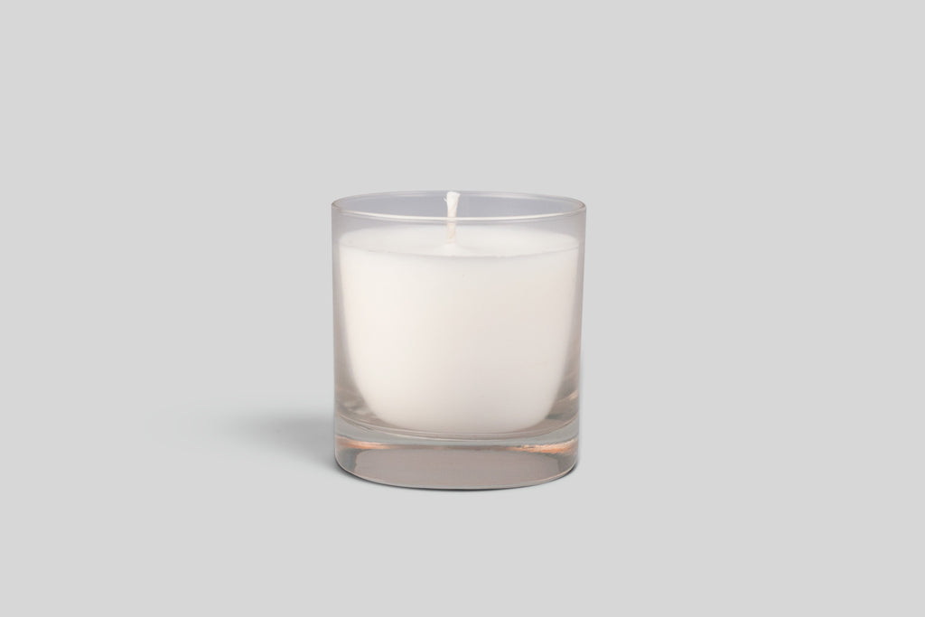 Cedar Forest 9 oz. Glass Candle Second (Pink)