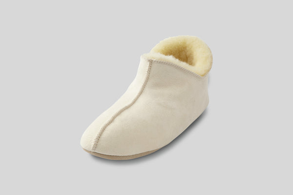 Shepherd of Sweden Men's Henrik Slipper (Natural)