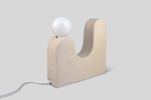 SIN Rolling Hills Lamp (Sand)