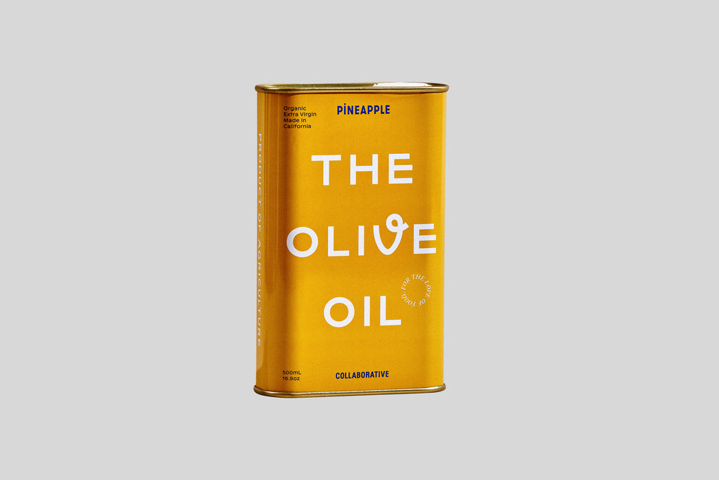 Pineapple Collaborative California Olive Oil